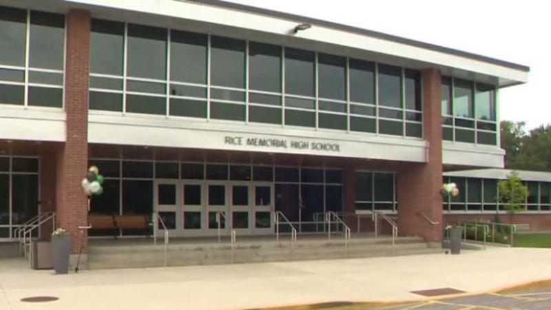 Rice Memorial High School-File photo