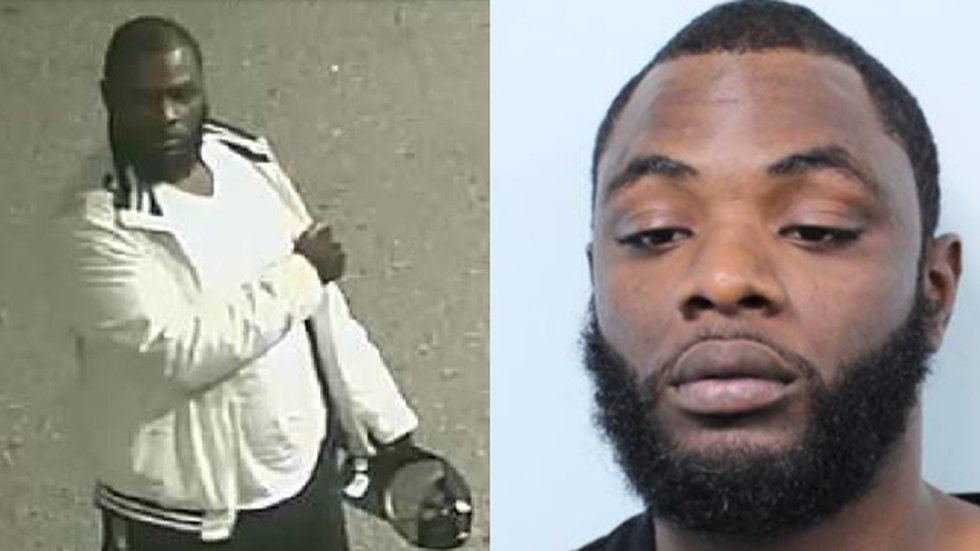 Walter Hamiid Jones is wanted by police as a suspect in the July 31 shootout in Burlington.