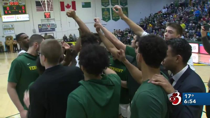 UVM men's hoop team excited to embrace the challenge of life after Anthony Lamb