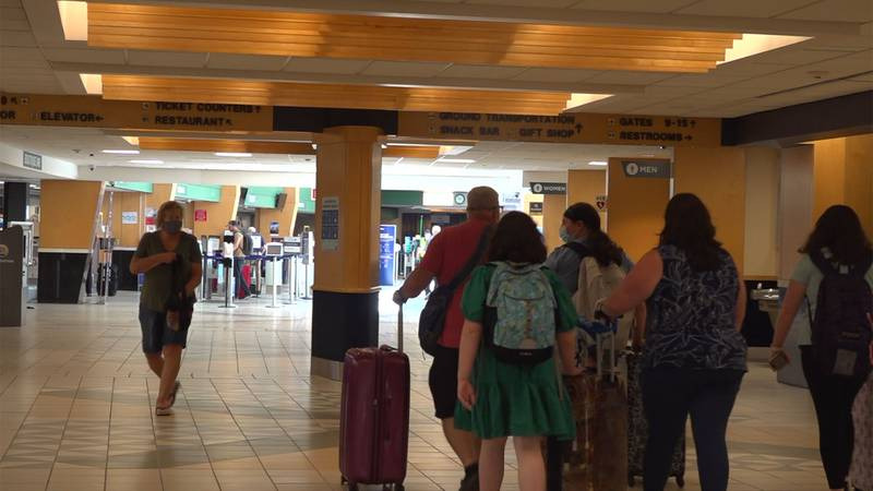 Planes at the Burlington airport are fueled up and taking off again. A fuel shortage over the...
