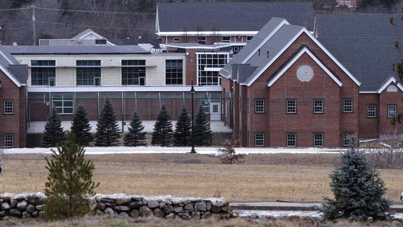 FILE - This Jan. 28, 2020, photo shows the Sununu Youth Services Center in Manchester.