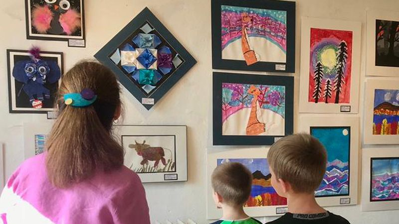 The Chaffee Arts Center in Rutland is taking entries for its annual K-12 student show.