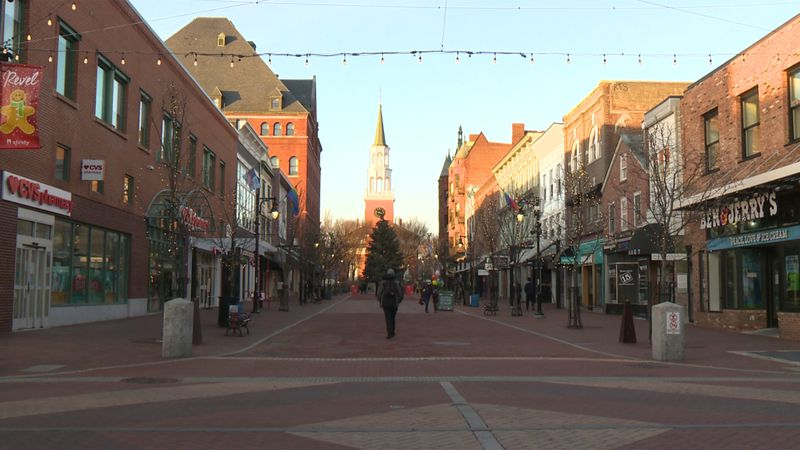 The governor says if you don't need to shop on Black Friday, don't. And that has some retailers...