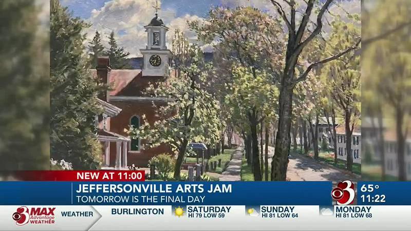 Jeffersonville Arts Jam