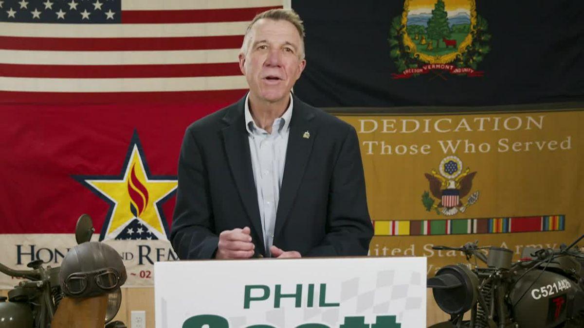 Gov. Phil Scott-File photo
