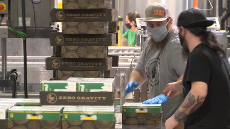 A well-known Vermont craft brewery is expanding into a familiar facility. Zero Gravity is...