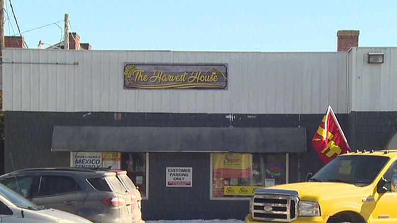 The Harvest House in Enosburg Falls.