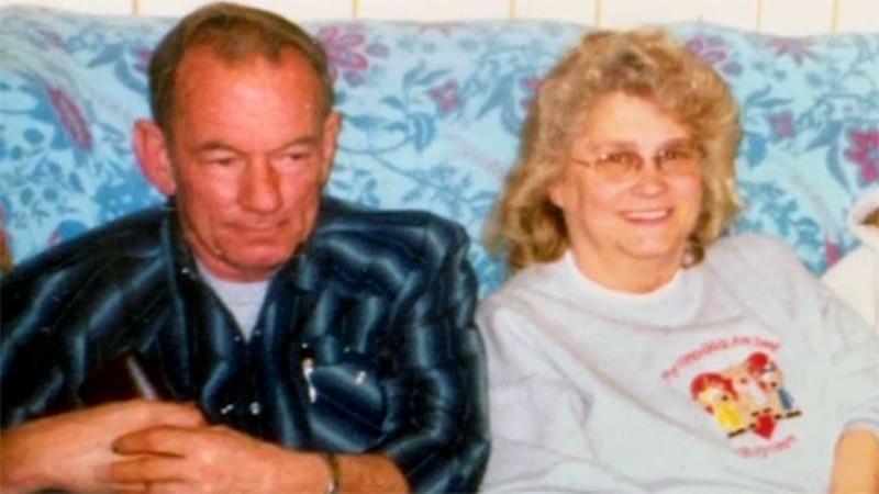 James Helm Sr. and Sandra Helm