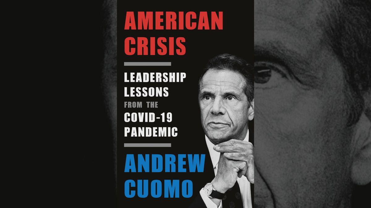 Andrew Cuomo's new book