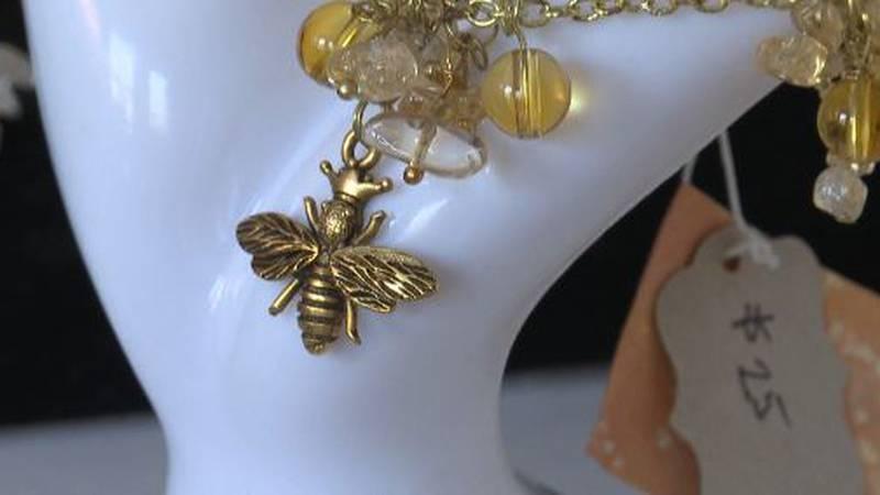 South Burlington resident Cheri Gagnon has a serious love of bees.