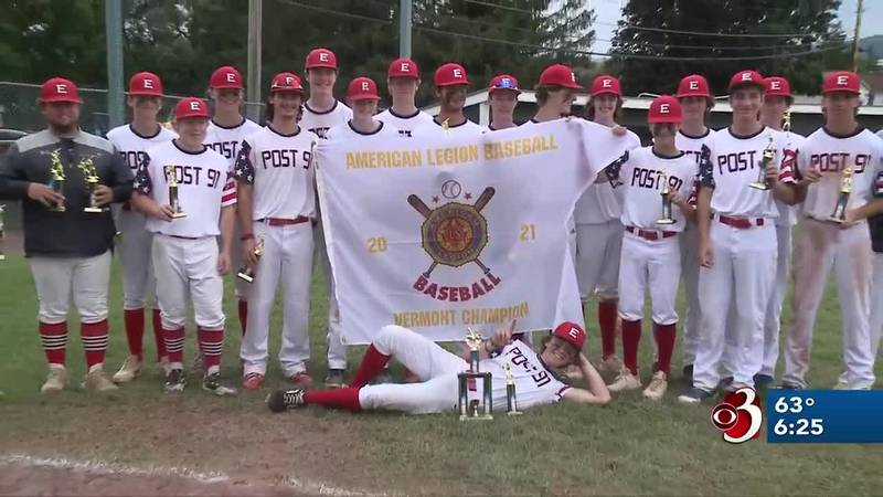 Boys from Essex down Brattleboro 10-2 to win 5th crown in 12 years