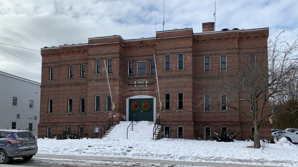 News Image for St. Johnsbury approves $5.4M bond to renovate armory