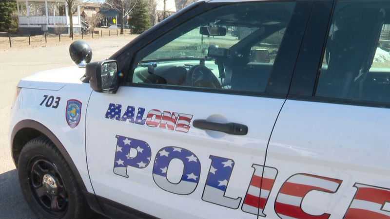 A report on policing is stirring controversy in Malone, New York.