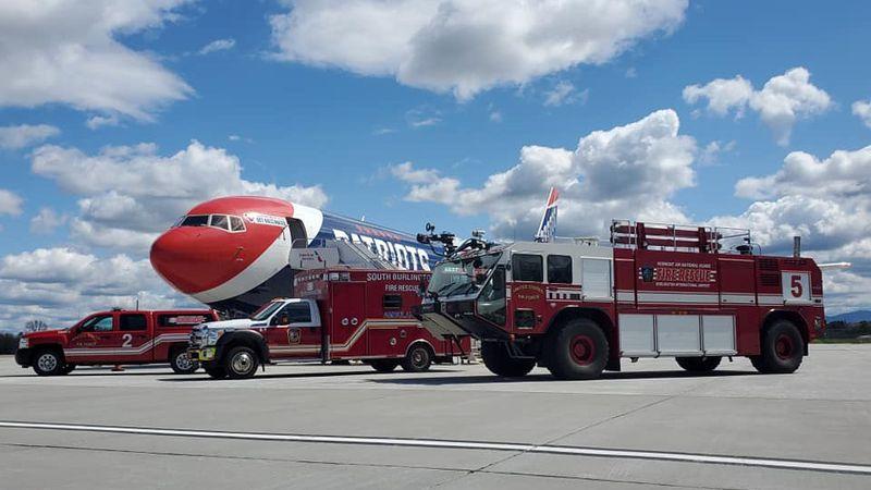 Courtesy: South Burlington Fire Department