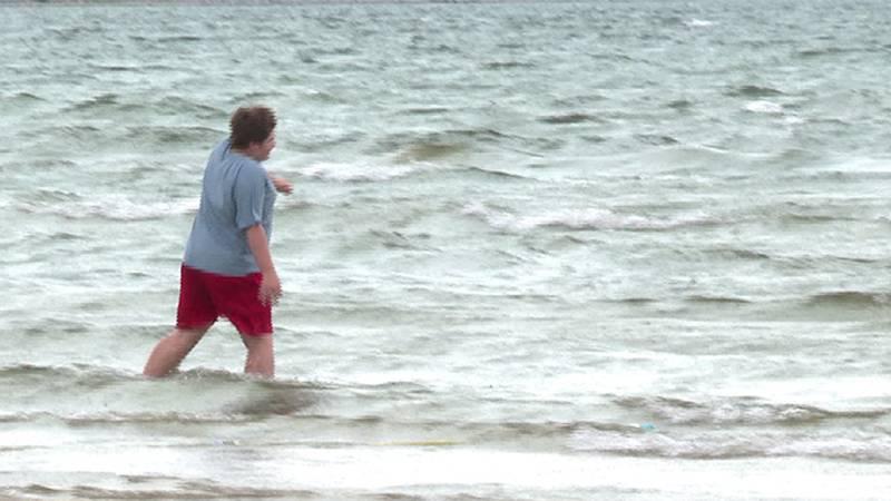 The Plattsburgh City Beach opened for the season Friday.