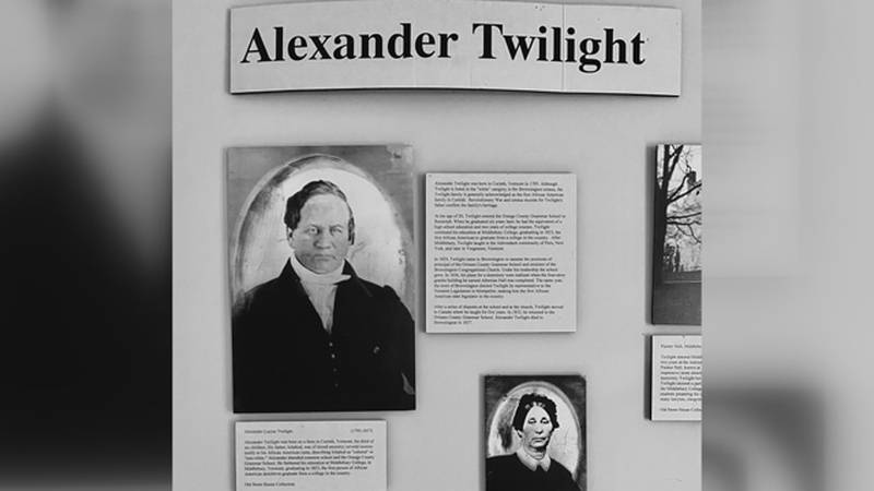 alexander twilight vermont