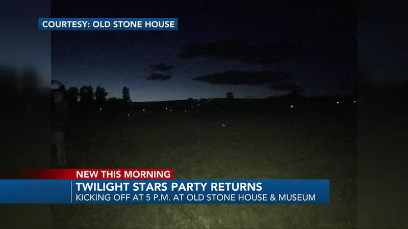 Twilight Stars Party returns