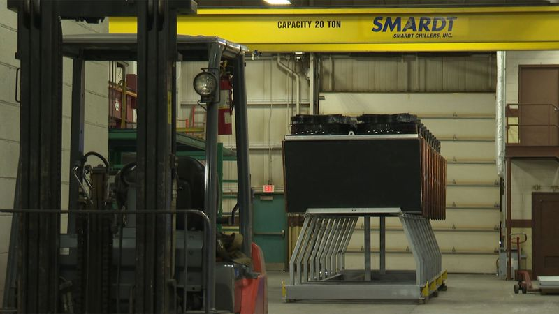 Leaders in the North Country say an expansion at Smardt will benefit the entire region.