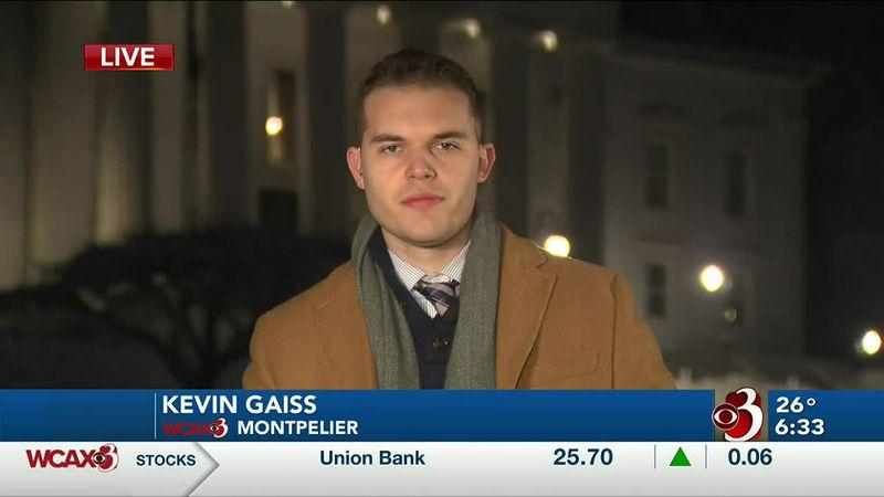 Local UVM professor analyzes the historic Inauguration Day