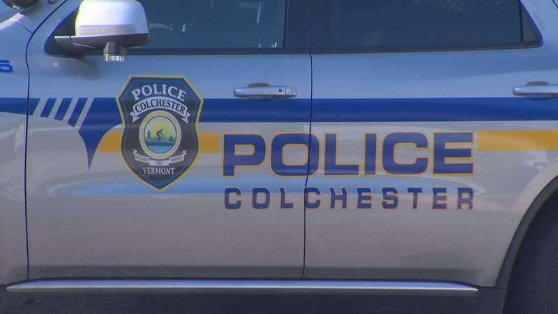 Colchester police cruiser