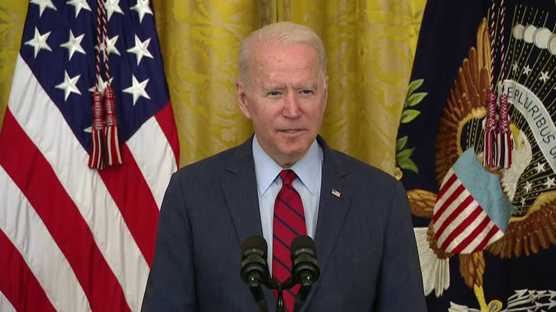 President Joe Biden emerged Thursday from a meeting with a bipartisan group of senators, saying...