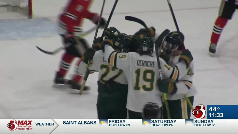 The UVM men's and women's hockey seasons were set to begin on Friday.