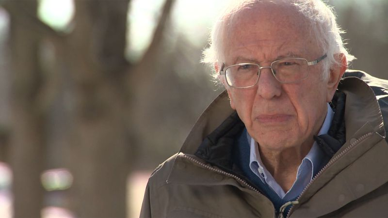 Sen. Bernie Sanders, I-Vermont, calls the $1.9 trillion COVID relief plan the most significant...