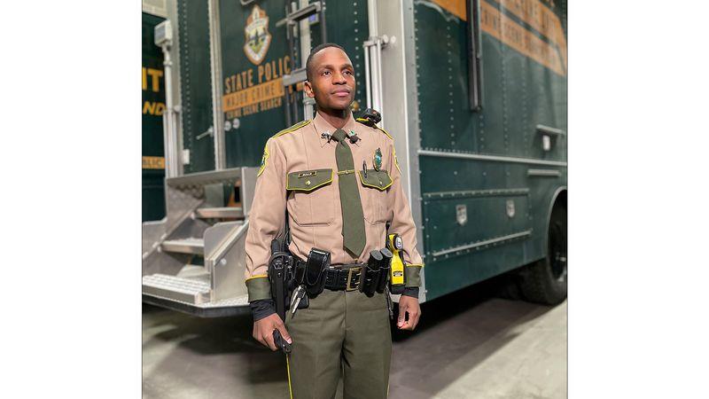 Vermont Trooper Omar Bulle