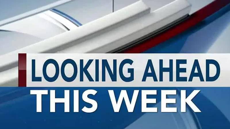 Look Ahead: Week of Oct. 18