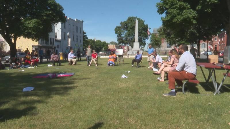 Plattsburgh celebrates Juneteenth