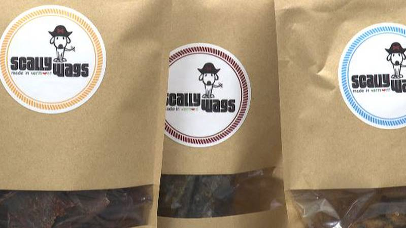 Dog treats that pups paw-sitively love, with some proceeds going back to help local pet...