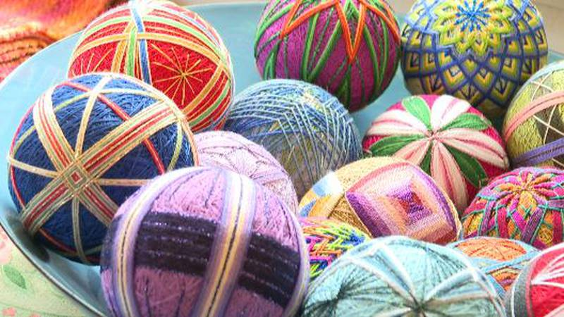 A love of fiber arts has long lived in India Tresselt's heart.