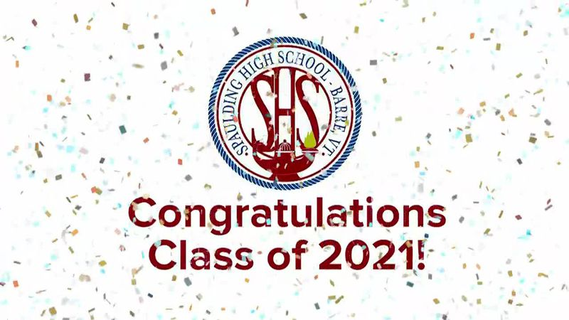 2021 Grads- Spaulding High School