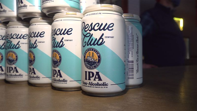 A Vermont company's new offshoot brand is changing the conversation around craft beer. Rescue...