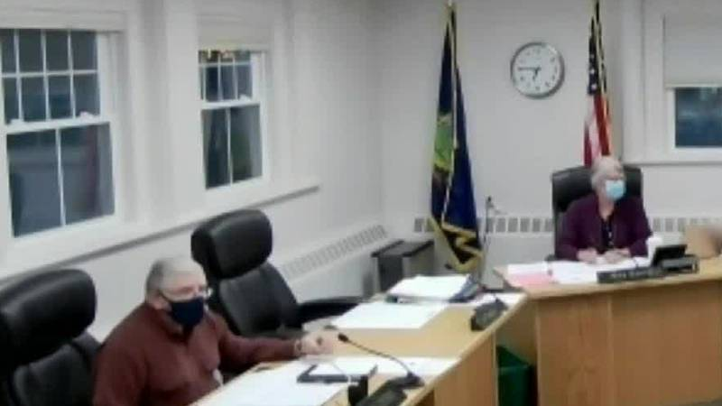 A new inclusion resolution was adopted and a selectman was censured at a public meeting Tuesday...