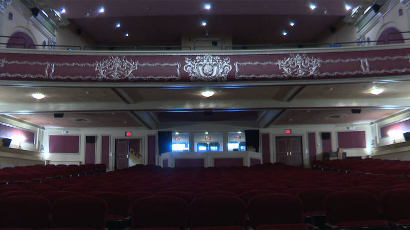 Plattsburgh's Strand Center is just about done with some major renovations.