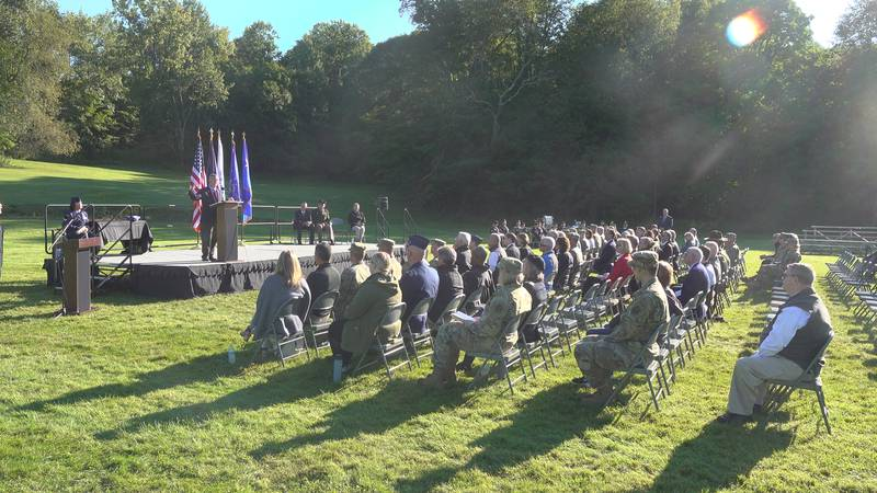 National Guard Remembrance Ceremony