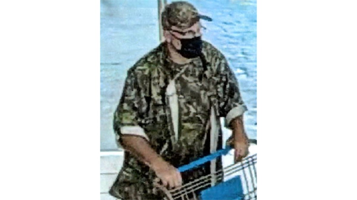 Plattsburgh larceny suspect