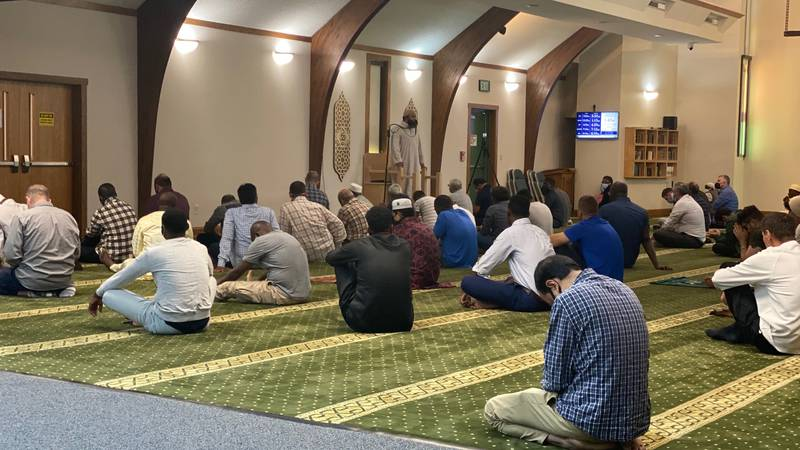 Vermont Muslims say they received overwhelming support from the community after Sept. 11.