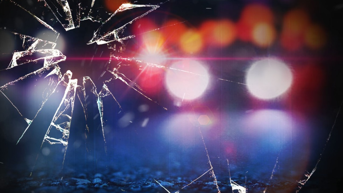 One man is in critical condition after a two-car crash in Lyndon.