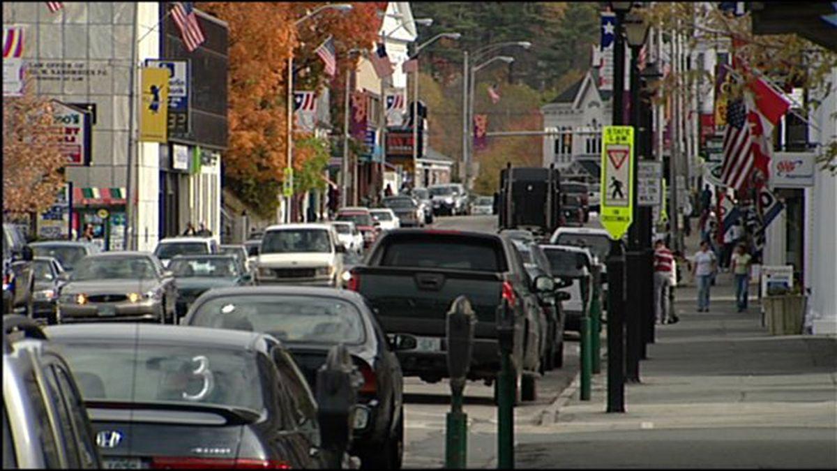 Littleton, New Hampshire-File photo