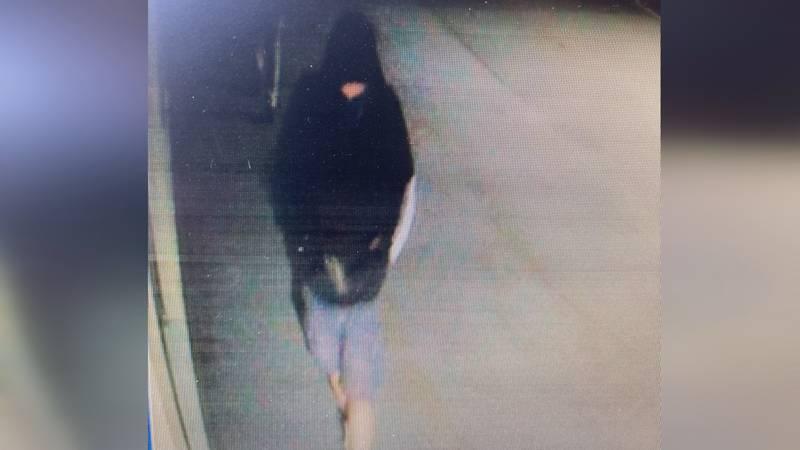 Surveillance video captured two men entering the Georgia Self-Storage property around midnight.