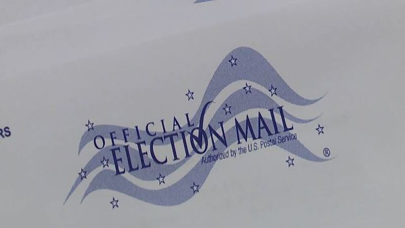 Election mail-File photo