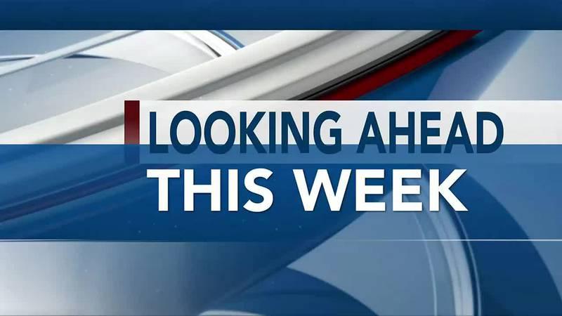 Looking ahead: Week of Oct. 25