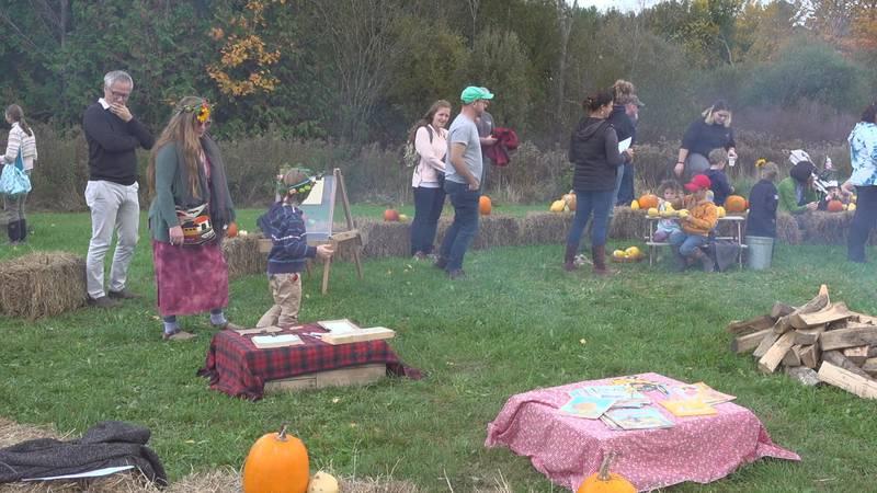 Vermonters celebrate the Green Mountain State in Monkton