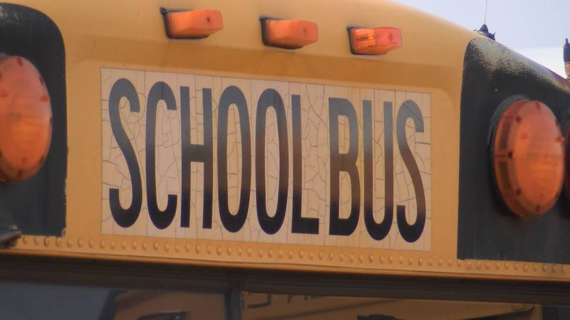 The ongoing bus driver shortage could be a roadblock to getting your kids to school. - File photo