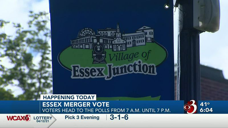 Essex, Essex Junction residents vote to reconsider merger