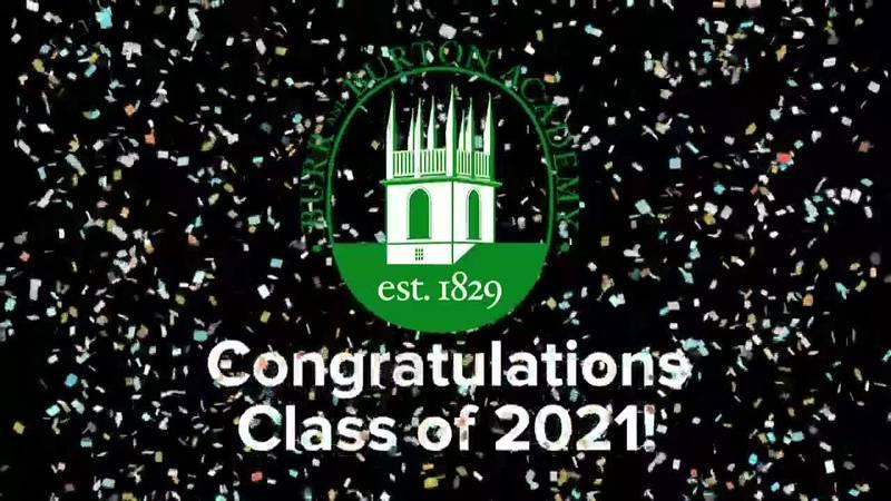 2021 Grads- Burr & Burton Academy