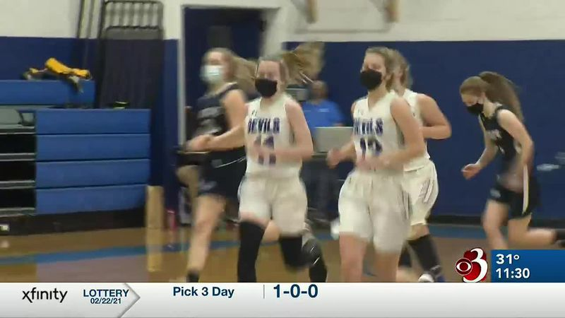 Highlights from wins for CVU, Essex, South Burlington, Vergennes and Williamstown girls and...