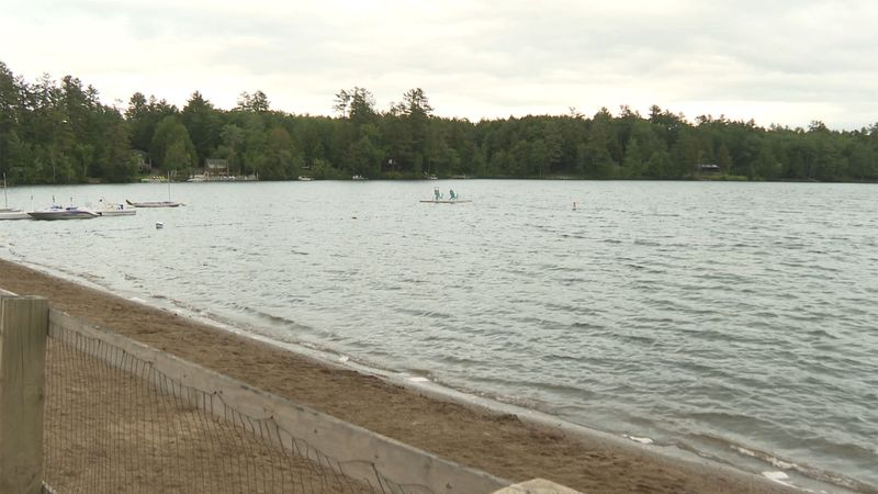 Police are investigating how a swimmer died at Halls Lake in Newbury over the weekend.
